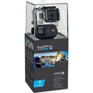GOPRO Motorsportkamera HD HERO 3 Black Edition