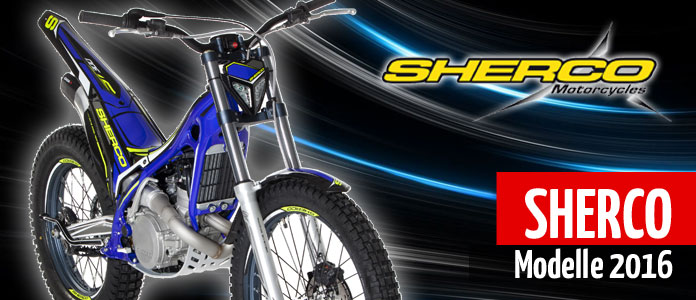 Sherco 2016 bei trialstore.at
